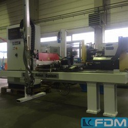 parts-removal robot - REMAK RF 5 CNC/R