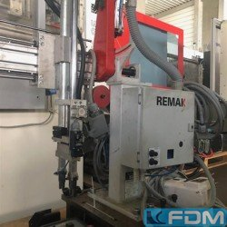 parts-removal robot - REMAK RX 11 - SPS