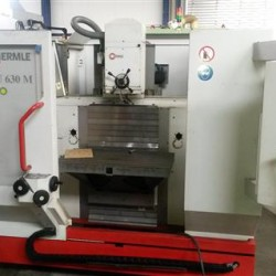 Universal Milling and Boring Machine - HERMLE U 630 M