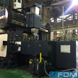 Planer-Type Milling M/C - Double Column - KRAFT DMC-3100PH + AC52