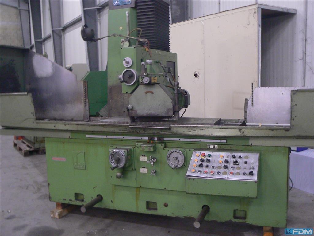 Surface Grinding Machine ABA FFU 1250/50 - GK Werkzeugmaschinen GmbH