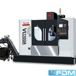 Machining Center - Vertical - KRAFT VL 700A | VL 1100A | VL 1100D