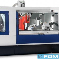 Cylindrical Grinding Machine - KRAFT Omicron 36** CNC