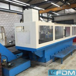 Travelling column milling machine - KLOPP UFS 1000