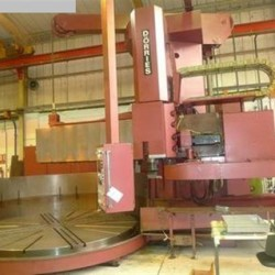 Vertical Turret Lathe - Single Column - DÖRRIES CTE 320