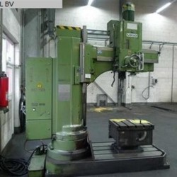 Boring mills / Machining Centers / Drilling machines - Radial Drilling Machine - MAS KOVOSVIT VO 50