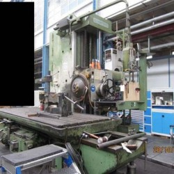 Plattenbohrwerk - Horizontal - SCHARMANN Opticut WF 120