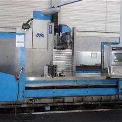 Bed Type Milling Machine - Universal - MTE BF 3200