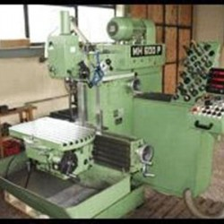 Milling Machine - Vertical - MAHO MH 600 P