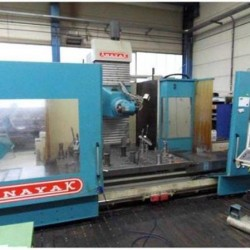 Bed Type Milling Machine - Vertical - ANAYAK VH 2200