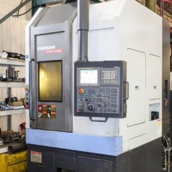 Vertical Turret Lathe - Single Column - Doosan Puma