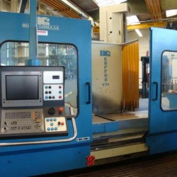 Bed Type Milling Machine - Vertical - Correa A 25 / 25