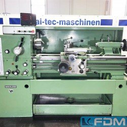 Center Lathe - Weiler Commodor