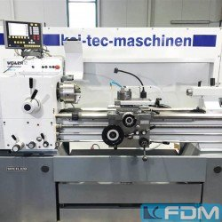Center Lathe - Weiler/L+Z Drehmaschine Commodor / Teilüberholt