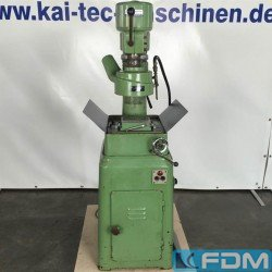 Flaring Cup Wheel Grinding Machine - DELTA LF - 350