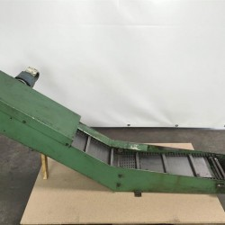 Other accessories for machine tools - Swarf Conveyor - LEROY SOMER 230