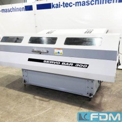 Bar Stock Carrier - Haas / Kurzstangenlader Servo Bar 300