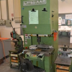 difference way press - LEINHAAS DWP 2-40 CN