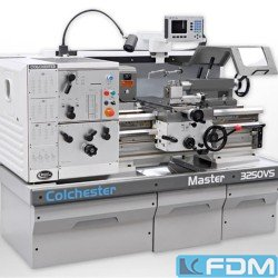 Facing Lathe - COLCHESTER (HARRISON) MASTER VS 3250 (V350)