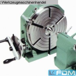 Rotary Table - Universal - MECA PHV-D 160