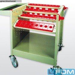 Tool carriage - V-TRADE TW 4B - ISO 40
