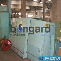 Bunching Machines - double twist bunching machine - NOVA C-2T-630/TD