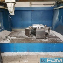 Milling machines - Planer-Type Milling M/C - Double Column - Fooke Endura 5-20/25/07/5-22