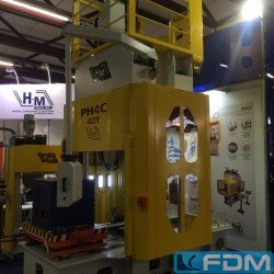 Spotting Press - Hidralmac 40T PH4C 1000x700mm, 100mm/sec