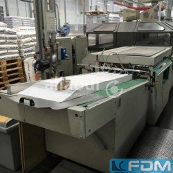 postpress - perfect binder - Kolbus KM 410.B