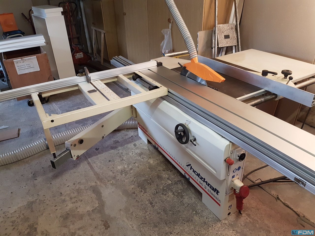 Panel sizing circular saws SCM / Minimax SC3 Classic