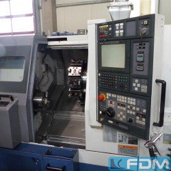 Lathes - CNC Turning- and Milling Center - MORI SEIKI SL 204 SMC