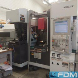 Lathes - CNC Turning- and Milling Center - DMG MORI NTX 1000/SZM