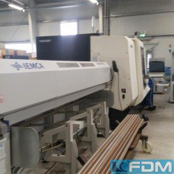 Lathes - CNC Turning- and Milling Center - DMG MORI NZX 2000 /800 STY3