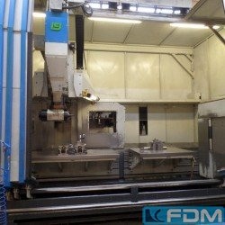 Boring mills / Machining Centers / Drilling machines - Machining Center - Vertical - UNISIGN UNIVERS 6
