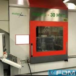 Boring mills / Machining Centers / Drilling machines - Machining Center - Vertical - MATEC 30 HV/K