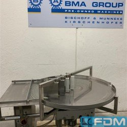 Turn table - Strunk/Bosch UDDA 12